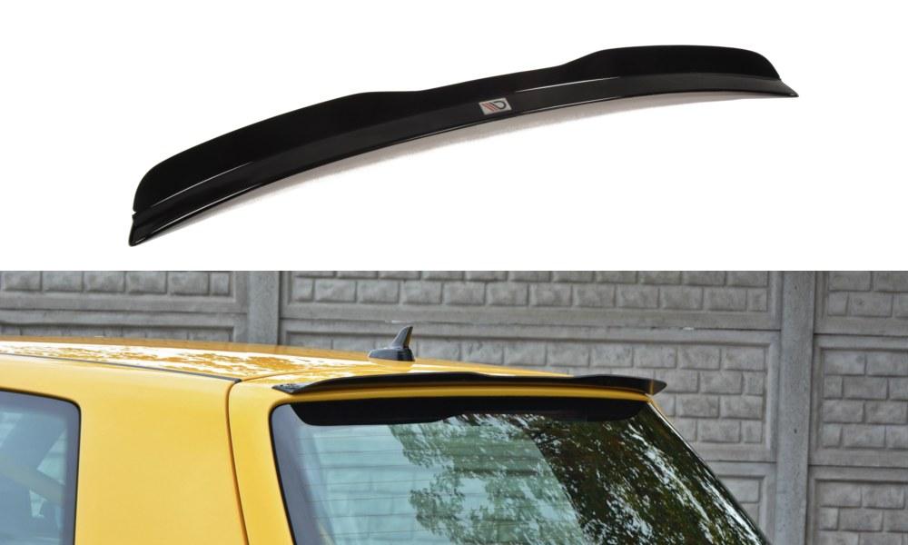 Lotka Lip Spoiler - VW Golf 4 - GRUBYGARAGE - Sklep Tuningowy